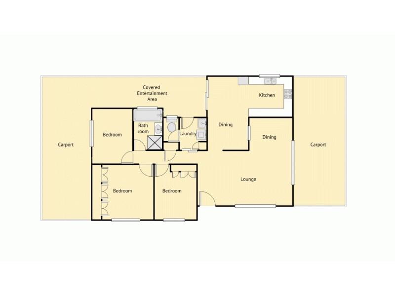 16 Zantuck Street, Burpengary QLD 4505 Floorplan