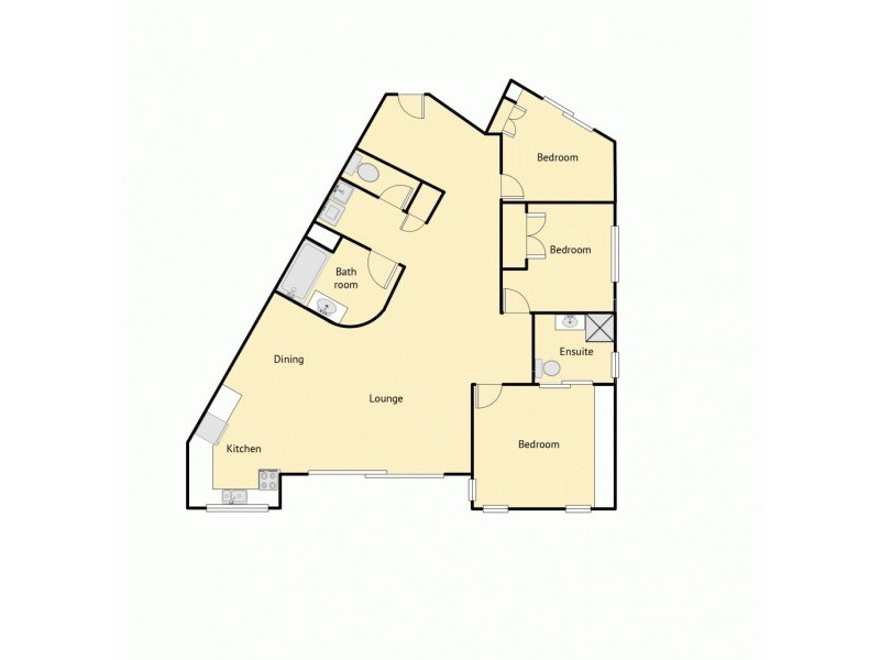 2/28 Mahia Terrace, Kings Beach QLD 4551 Floorplan