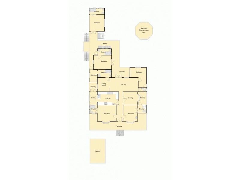 69 Duke Street, Gympie QLD 4570 Floorplan