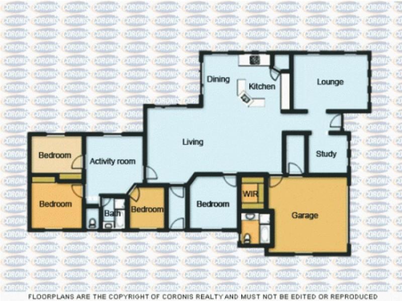 20 Whitehaven Way, Pelican Waters QLD 4551 Floorplan