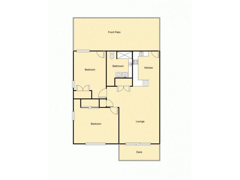 10/3 Sykes Avenue, Kings Beach QLD 4551 Floorplan