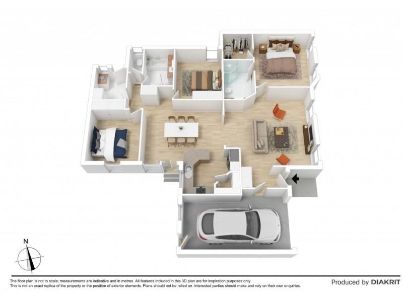 4 Marion Street, Bentleigh VIC 3204 Floorplan