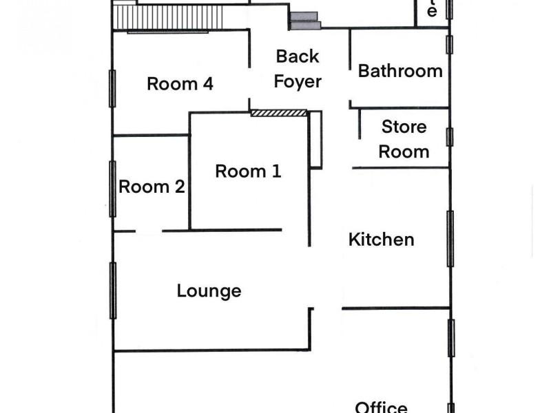 3 Waugh Street, Wauchope NSW 2446 Floorplan