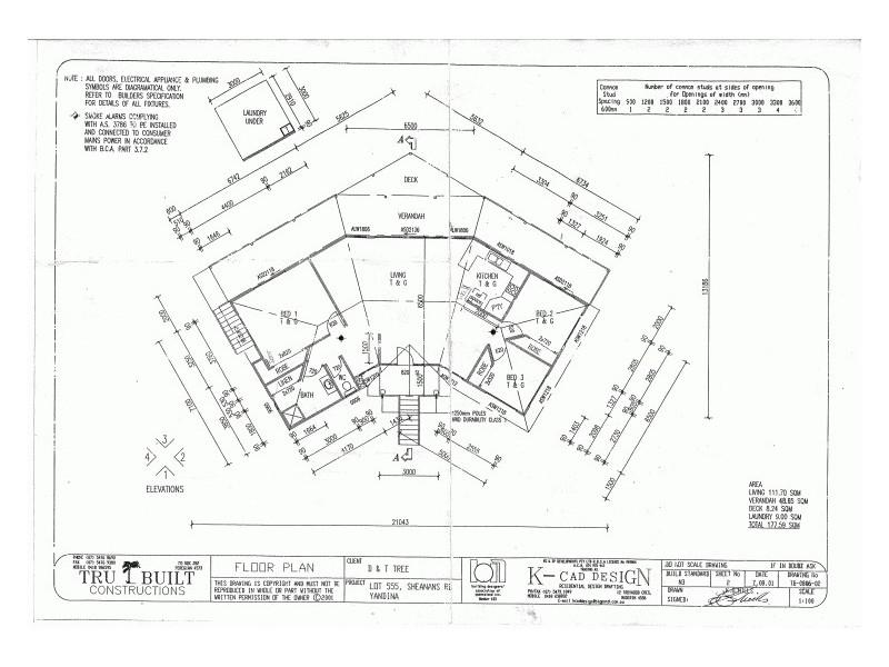 130 Sheahans Road, Yandina QLD 4561 Floorplan