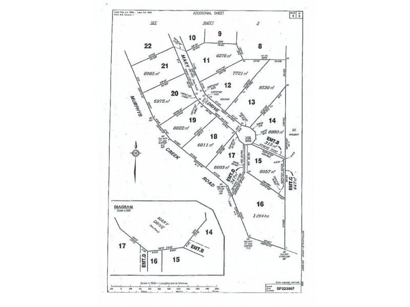 Lot 16 Mary Drive, Murphys Creek QLD 4352
