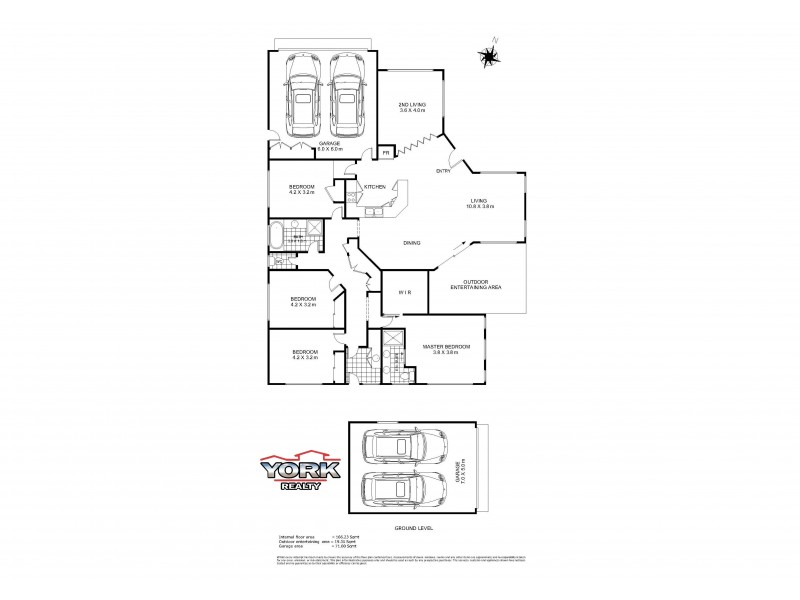 Wyreema QLD 4352 Floorplan
