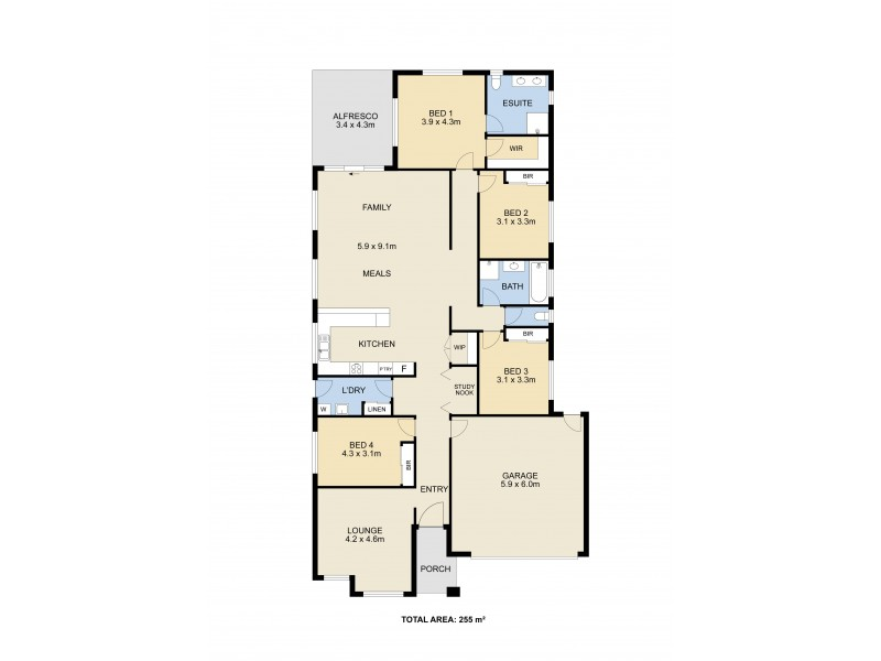 98 Pioneer Drive, Kuraby QLD 4112 Floorplan