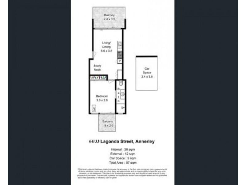 U64 33 Lagonda St, Annerley QLD 4103