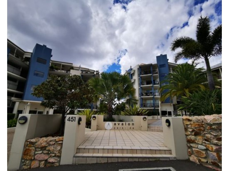19 / 451 Gregory Terrace, Spring Hill QLD 4000
