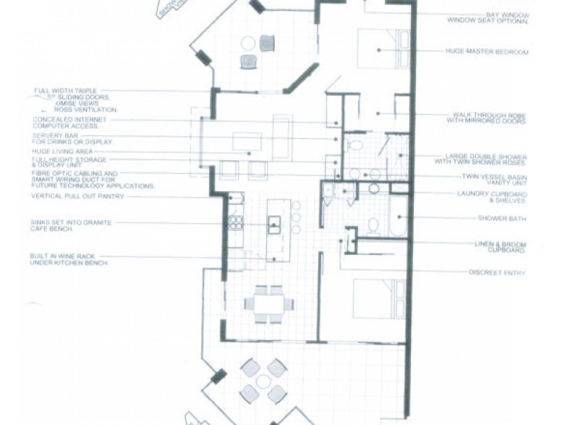 19 / 451 Gregory Terrace, Spring Hill QLD 4000 Floorplan