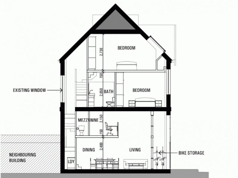 Glebe NSW 2037 Floorplan