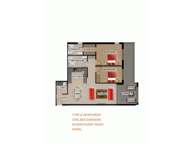 50 Kenthurst Road, Dural NSW 2158 Floorplan