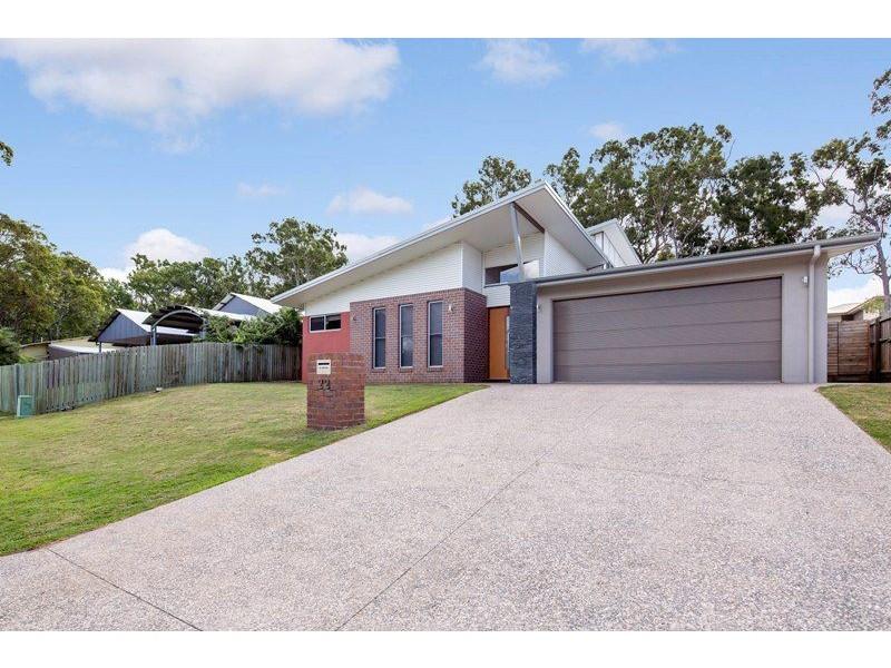22 Parraweena Court, Point Vernon QLD 4655