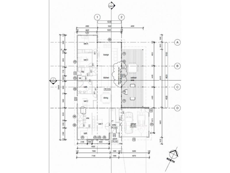 22 Parraweena Court, Point Vernon QLD 4655 Floorplan