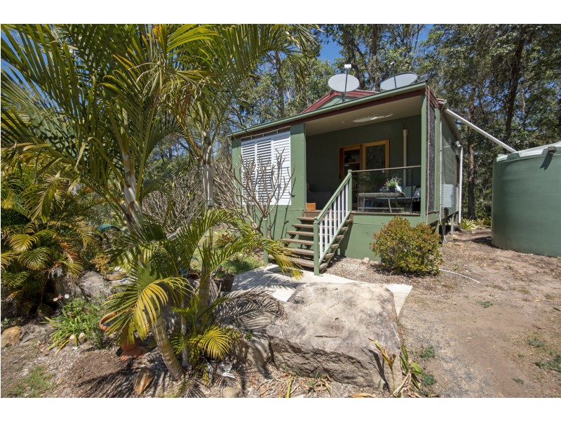 2066 Murphys Creek Road, Ballard QLD 4352