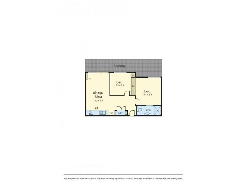 Dandenong VIC 3175 Floorplan