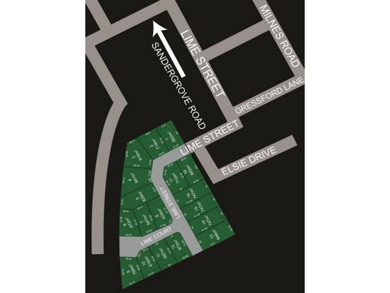 Lts 1-18 Lime  St, Strathalbyn SA 5255