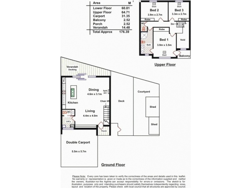 27 St Johns Road, Ottoway SA 5013 Floorplan