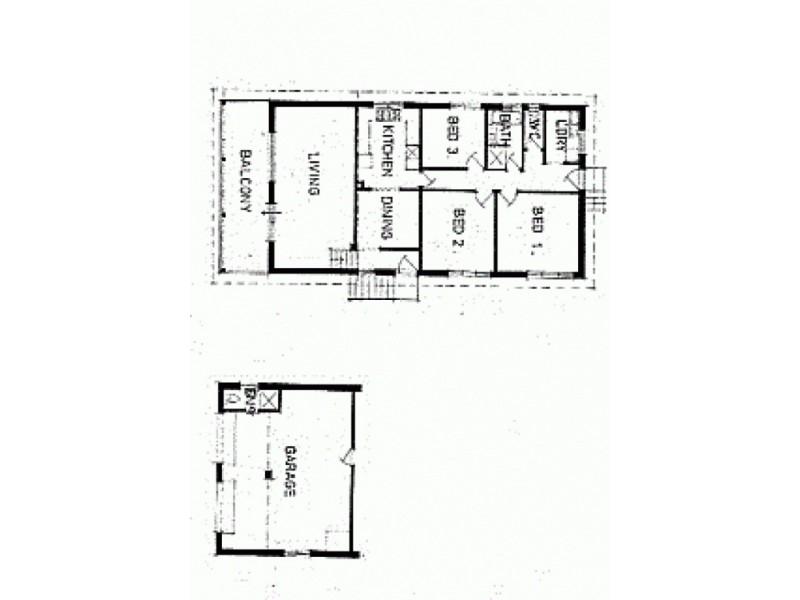13 Waratah Street, Queanbeyan NSW 2620 Floorplan