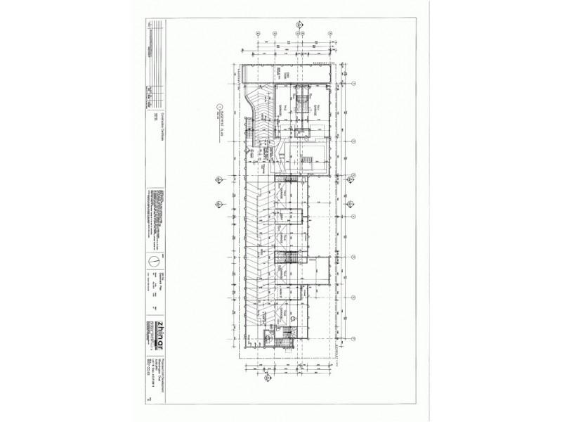 Units 1 to 6 /6 Kennington Oval, Auburn NSW 2144 Floorplan