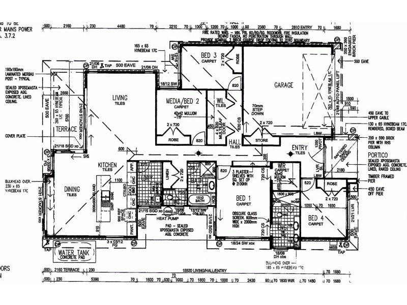 Display Home Radiata Place, Peregian Springs QLD 4573 Floorplan