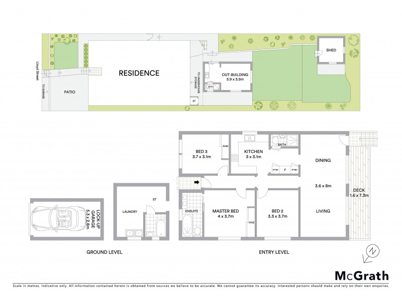 41 Lloyd Street, Bexley NSW 2207 Floorplan