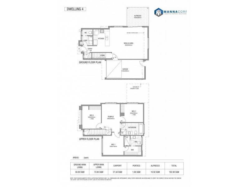19 Marleston Avenue, Ashford SA 5035 Floorplan