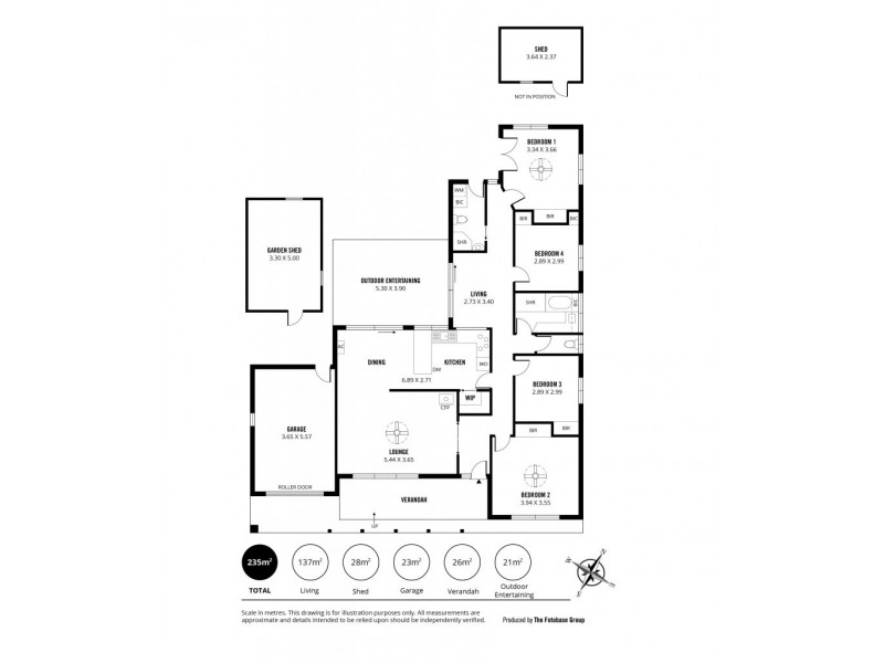 24 Greenbank Road, Athelstone SA 5076 Floorplan