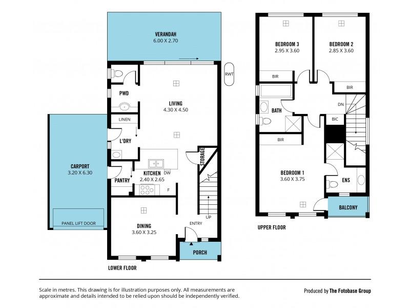 5/25 Berrima Road, Sheidow Park SA 5158 Floorplan
