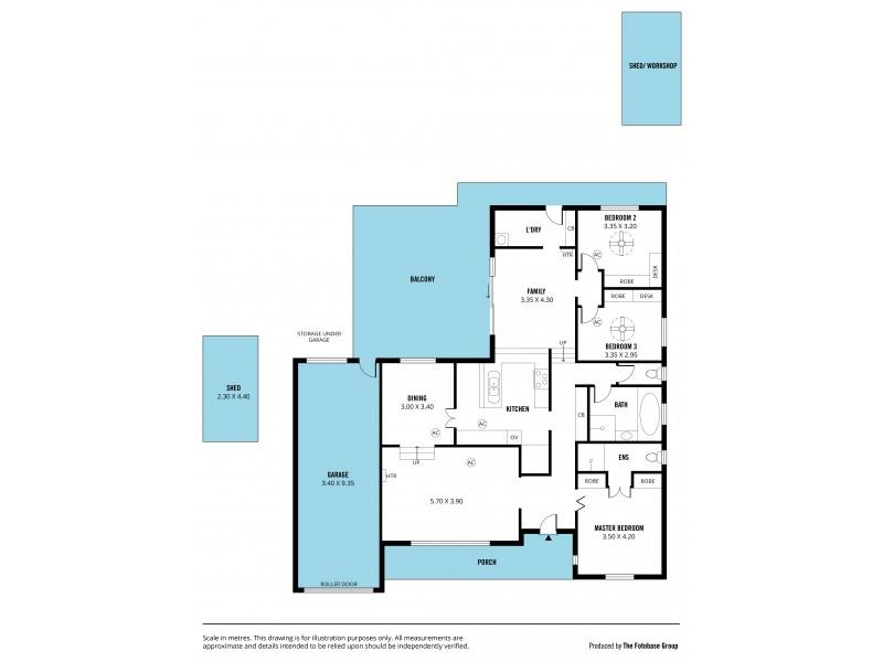7 Opie Street, Aberfoyle Park SA 5159 Floorplan
