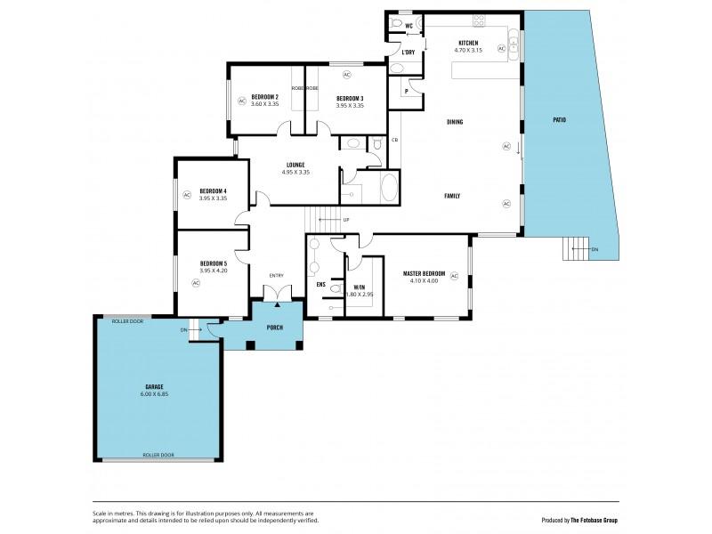 173 Windebanks Road, Aberfoyle Park SA 5159 Floorplan