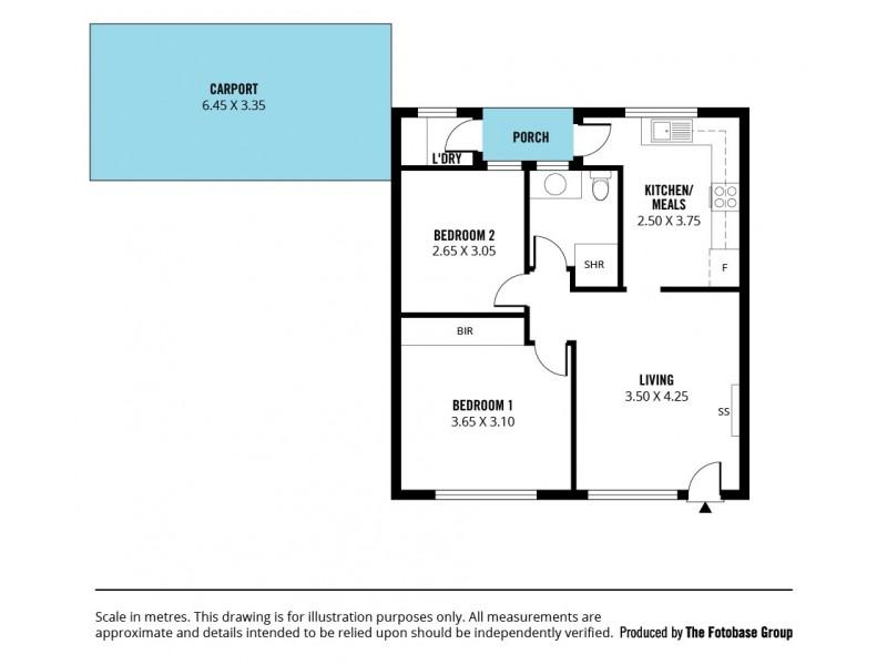4/6 Cadna Avenue, Felixstow SA 5070 Floorplan