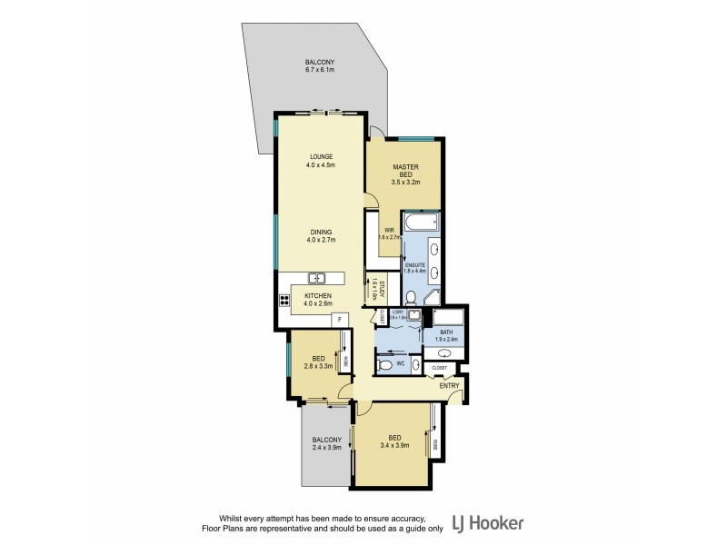 30/3 Angus Street, Clontarf QLD 4019 Floorplan