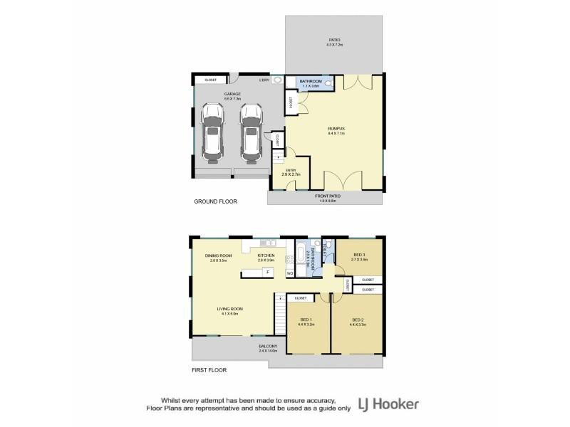 20 Kanofski Street, Chermside West QLD 4032 Floorplan