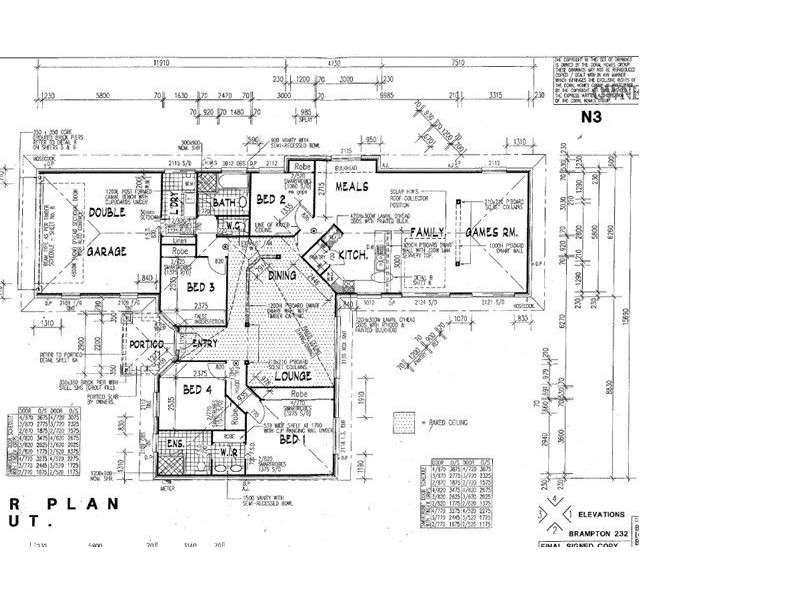 8 Louise Drive, Burrum Heads QLD 4659 Floorplan