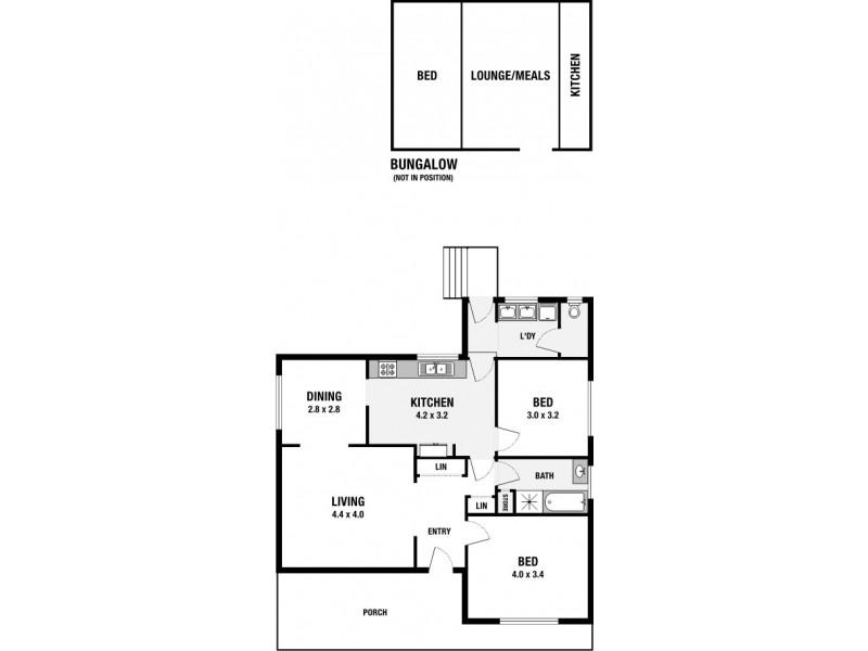 16 Camdon Street, Pascoe Vale VIC 3044 Floorplan