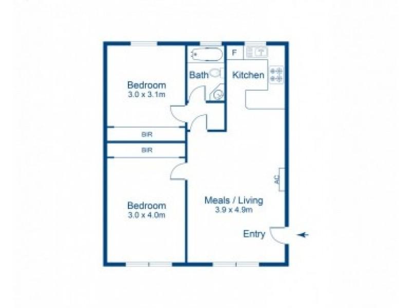 10/10 Ardoch Street, Essendon VIC 3040 Floorplan