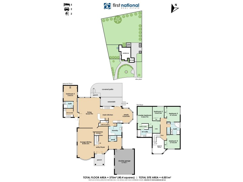 10-12 Fontaine Terrace, Narre Warren North VIC 3804 Floorplan