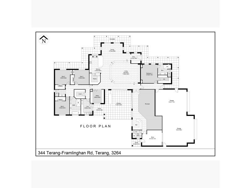 343 Terang Framlingham Road, Terang VIC 3264 Floorplan