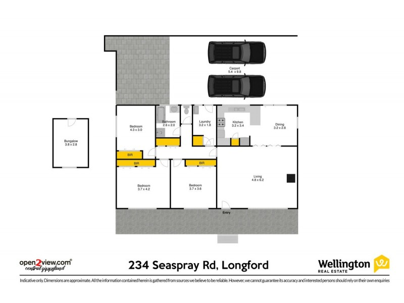 234 Seaspray Road, Longford VIC 3851