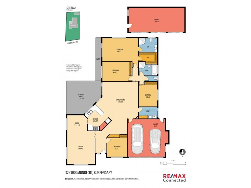 32 Currimundi Court, Burpengary QLD 4505 Floorplan