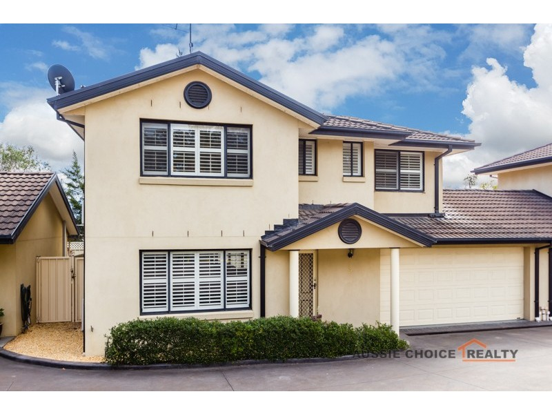 Villa 9/84 Grose Vale Rd, North Richmond NSW 2754