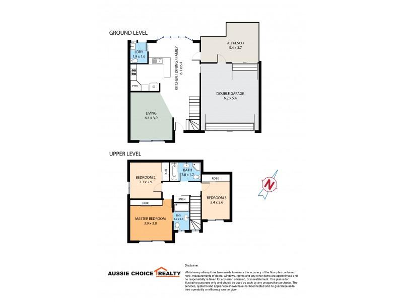 Villa 9/84 Grose Vale Rd, North Richmond NSW 2754 Floorplan