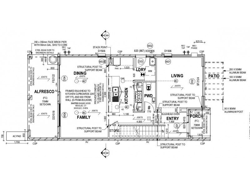 24 Altitude St, North Richmond NSW 2754 Floorplan