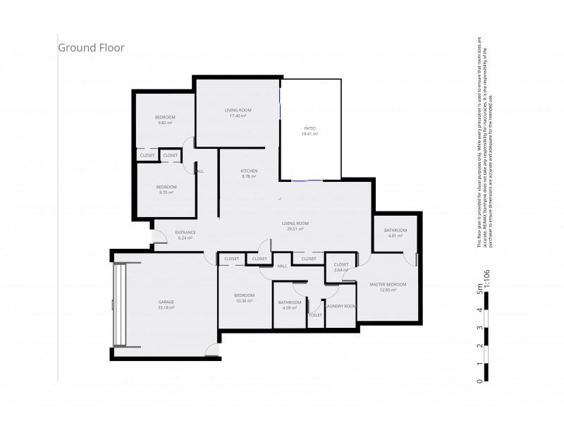 33 Gillam Crescent, Bray Park QLD 4500 Floorplan