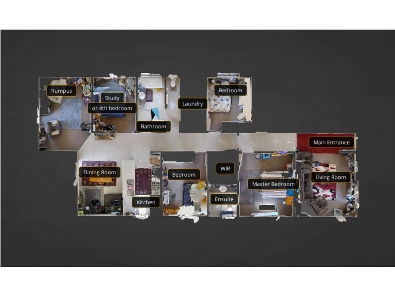 13 Edgewater Close, Eaglehawk VIC 3556 Floorplan