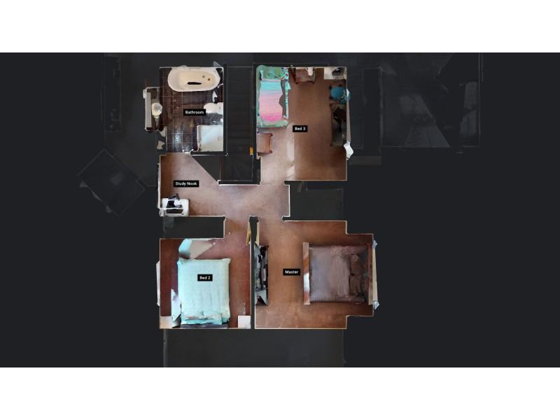 18B Curnow Street, Golden Square VIC 3555 Floorplan
