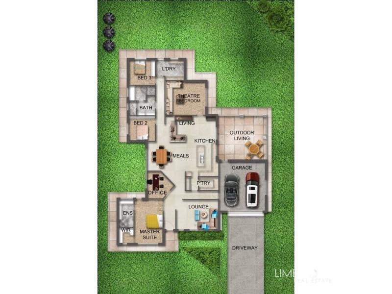 15 Redwood Avenue, Mount Gambier SA 5290 Floorplan