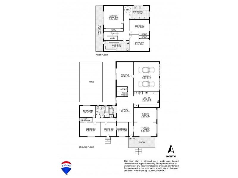 1 Lorne Ave, South Penrith NSW 2750 Floorplan