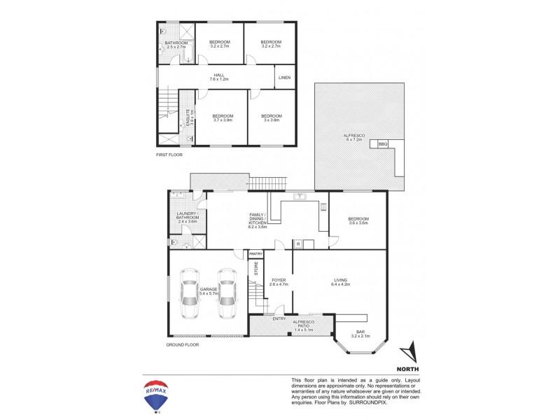 23 Tunks Street, Ryde NSW 2112 Floorplan